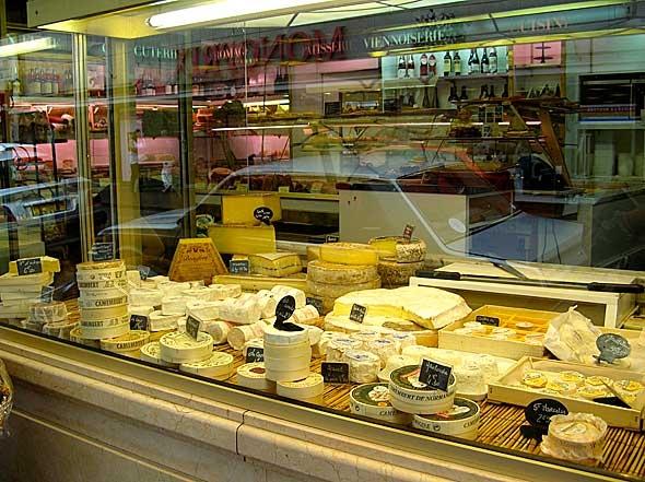 grenoble,vetrina,formaggi