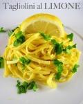 Tagliolini al Limone