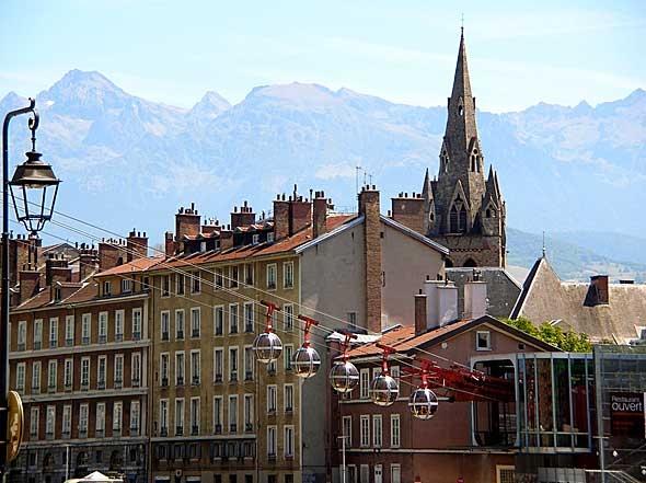 Grenoble,ovovia