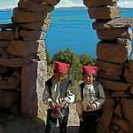 Sulle isole del Titicaca